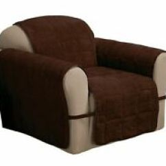 Modern Art Chair Covers And Linens Easy Furniture Slipcovers Ebay Brown