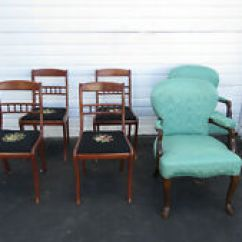 Tell City Chairs Pattern 4526 John Vogel Chair In Antique 1950 Now Ebay Cherry Set Of 6 Dining Room By Company 9479