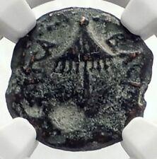 Herod AGRIPPA I JERUSALEM Biblical Claudius Time Ancient Greek Coin NGC i70881