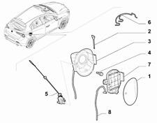 Bouchons et couvercles de réservoir pour automobile