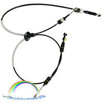 New 1S4Z-7E395-HA Manual Transmission Double Shifter Cable