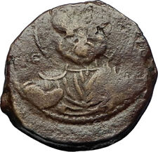 CRUSADERS of Antioch Tancred Ancient 1101AD Byzantine Time Coin St Peter i69525