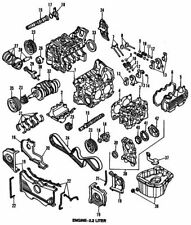 Pistons, Rings, Rods, & Parts for 2008 Subaru Legacy for