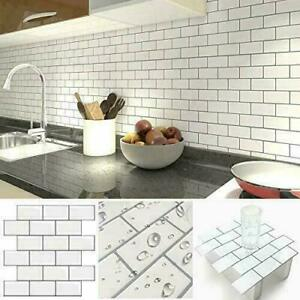 white square kitchen floor wall tiles