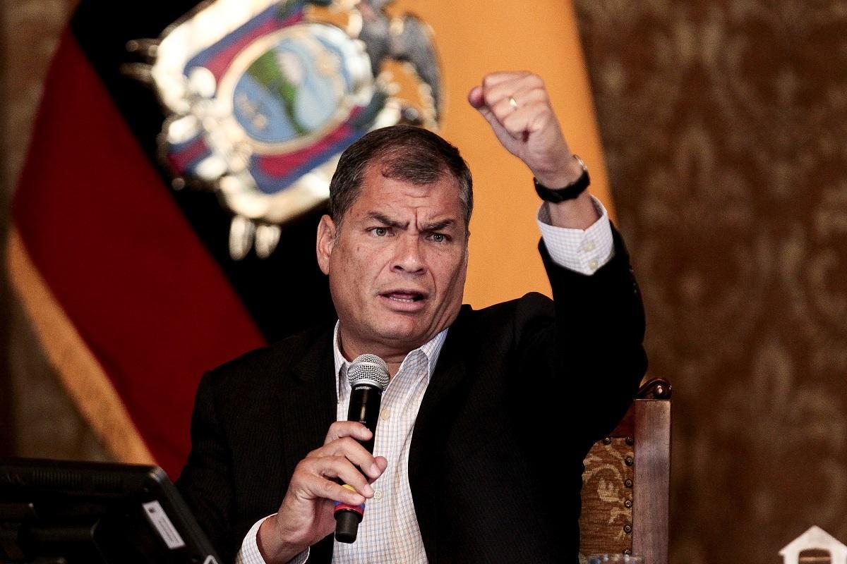 Resultado de imagen para Ecuador, correa y lenin