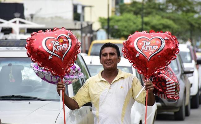 El Comercio Aprovechó El Día De San Valentín El Diario