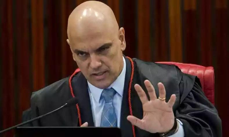 Alexandre de Moraes, Supreme Minister (photo: Marcelo Camargo/SCO/STF/Ag