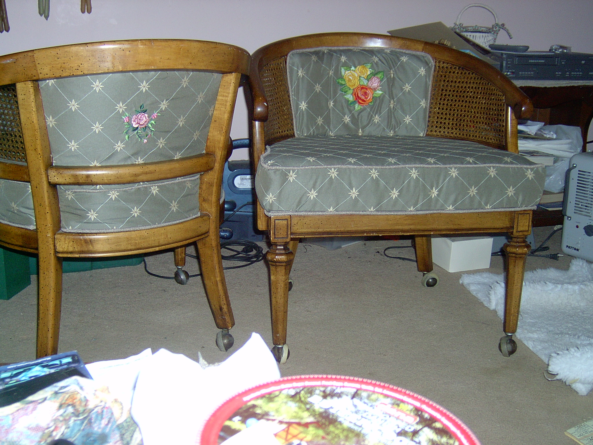 Refurbished Chairs Free Embroidery Designs Cute Embroidery Designs