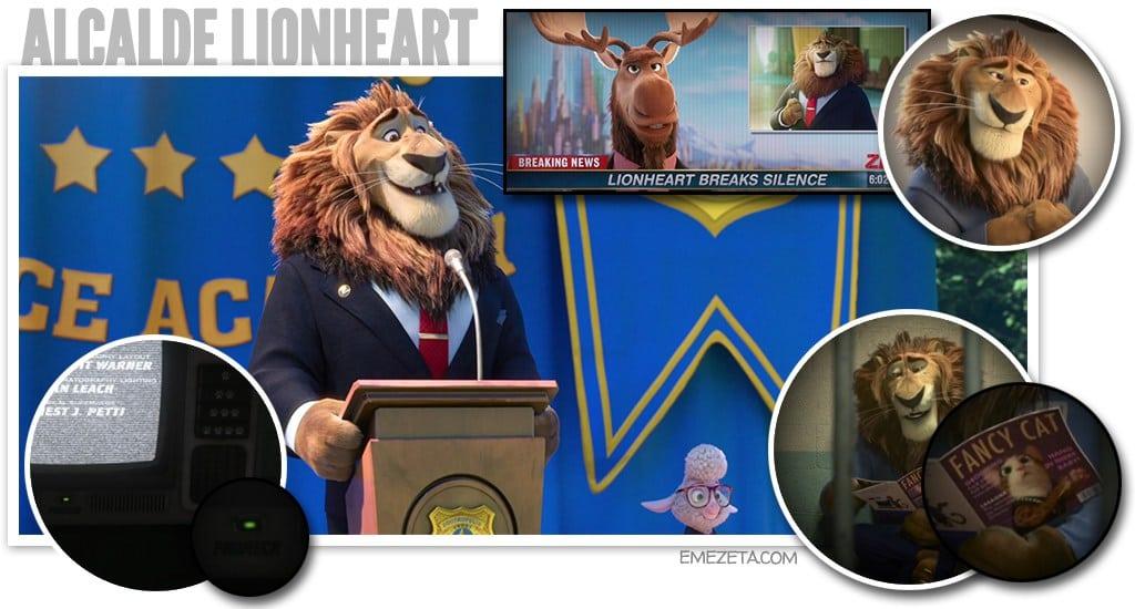 El Alcalde Leodore Lionheart
