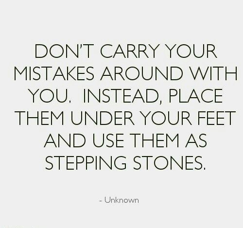 Be a Better You with These Learning from Mistakes Quotes