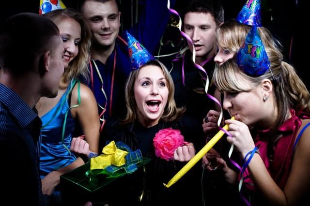 girls birthday bashes