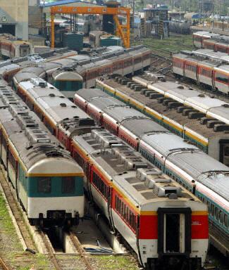 韓國鐵路工人不顧警告繼續罷工 | 大紀元