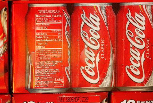 抑制肥胖迎合需求 澳洲可口可樂減糖10% | 大紀元