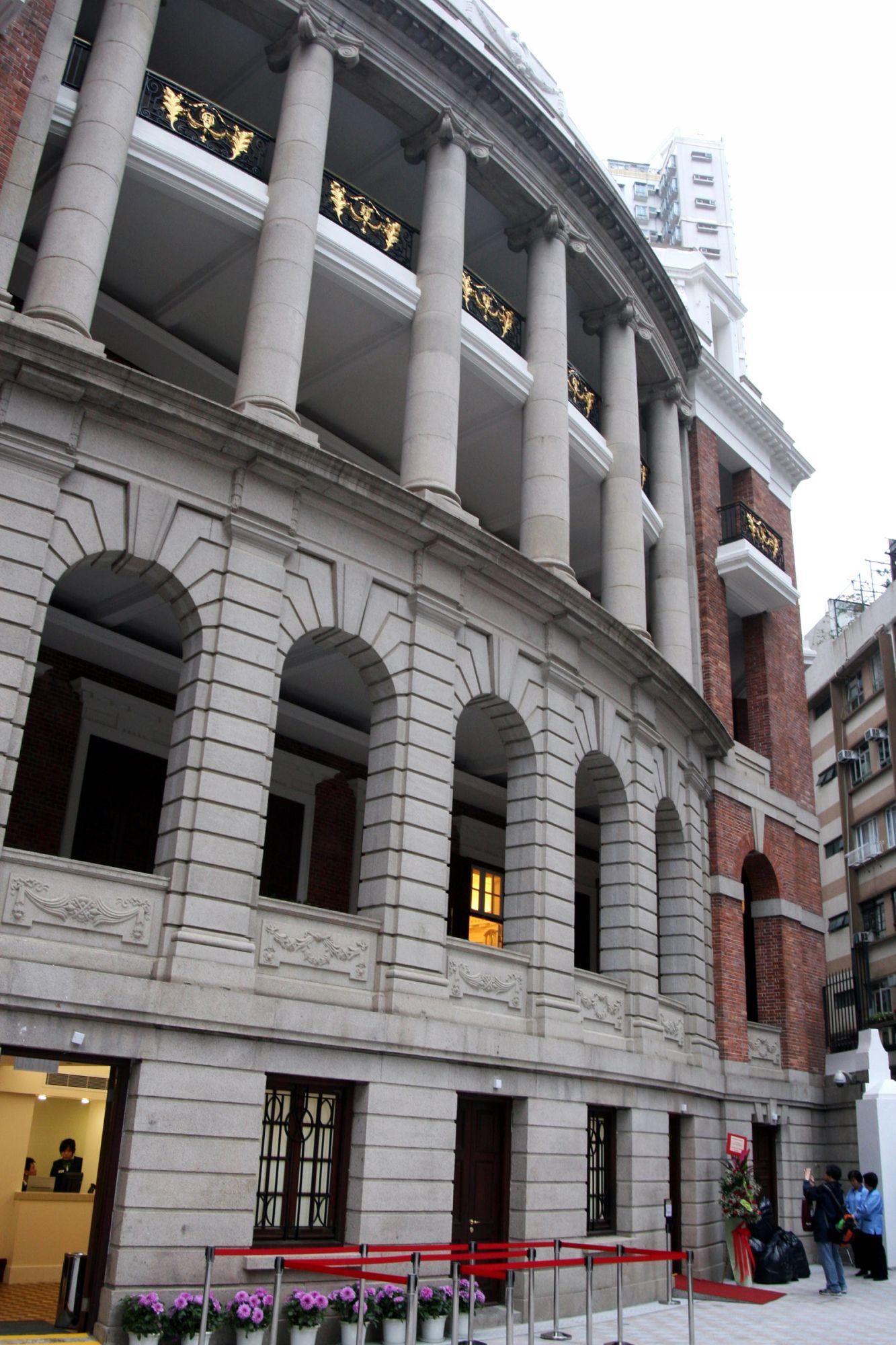 香港五百歷史建築列文物 | 古蹟 | 大紀元