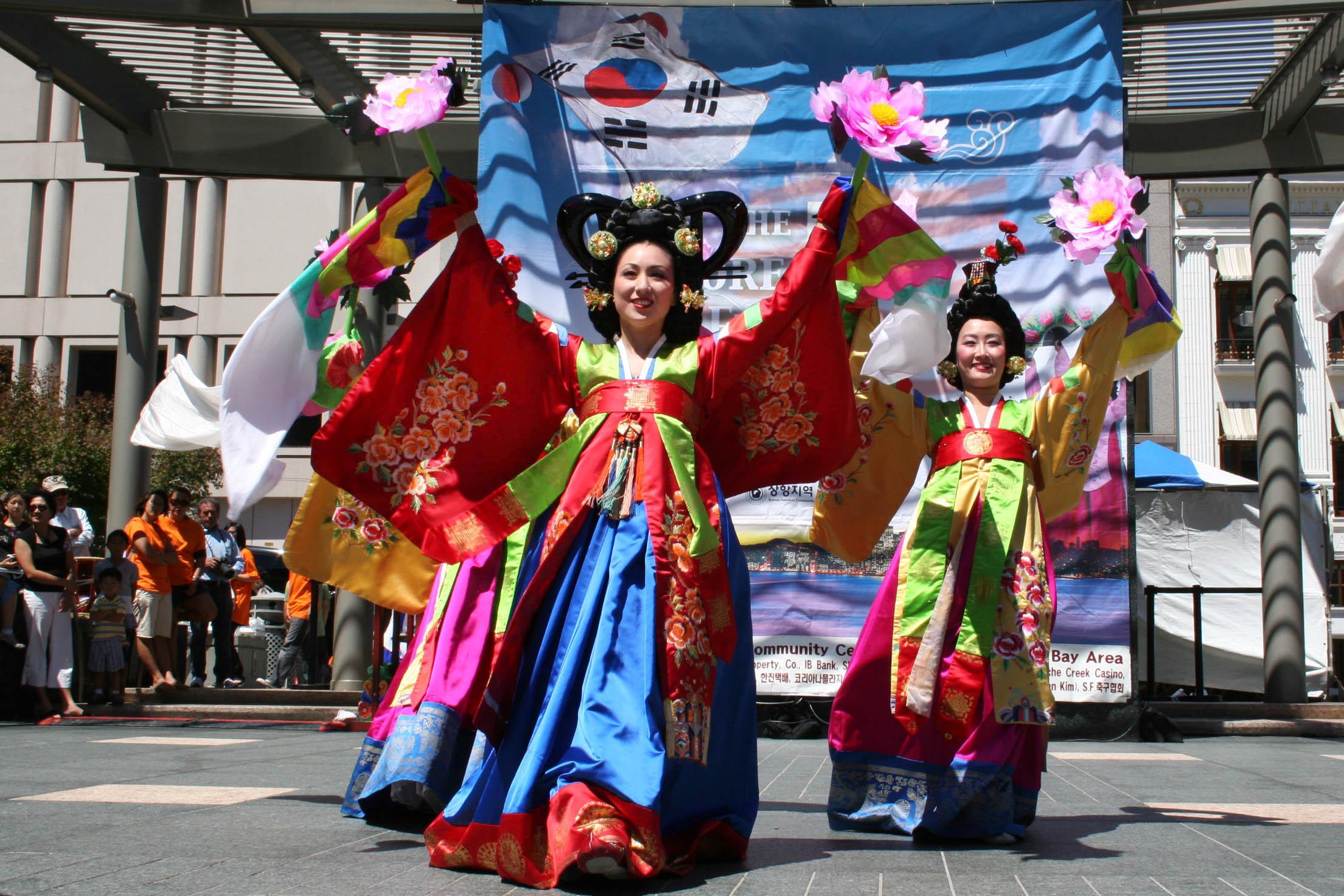 第15界韓國日慶祝活動舊金山舉行   大紀元