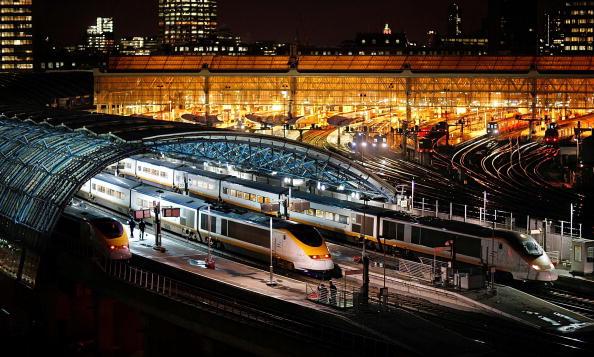 歐洲之星使用英國新車站 英法交通更快捷 | 大紀元