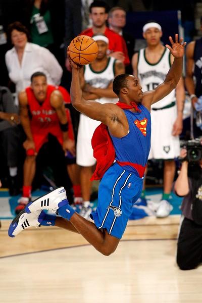 灌籃大賽神獸霍華德創意奪冠   NBA   大紀元