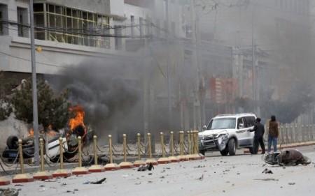 組圖:拉薩藏人抗議 中共血腥鎮壓 | 西藏抗暴 | 大紀元