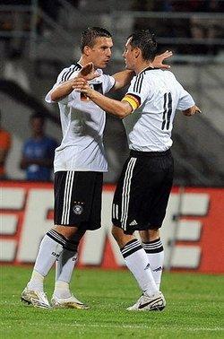 世界杯資格賽 德國六比零大勝列支敦斯登 | 足球 | 大紀元