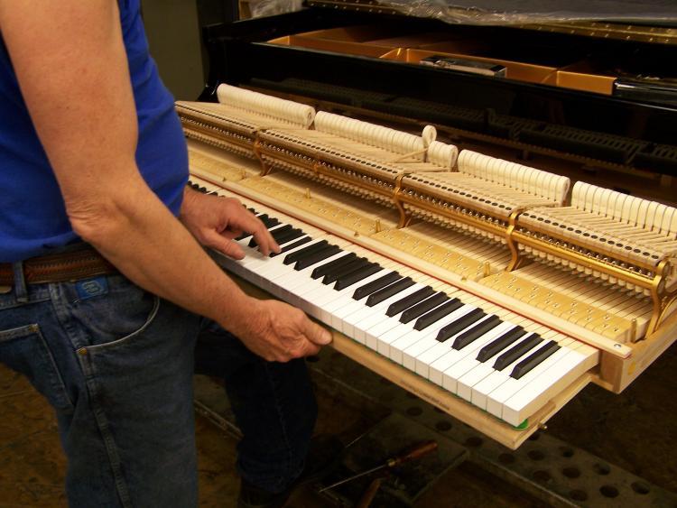 史坦威締造音樂神話 | 鋼琴 | 大紀元