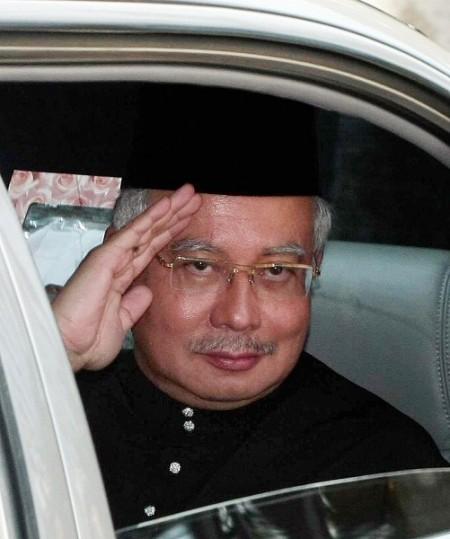 納吉宣布就職馬來西亞第六任新首相 | 大紀元