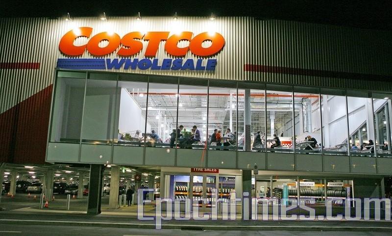 美倉儲超市COSTCO在澳第一家分店開張 | Costco | 墨爾本 | 大紀元