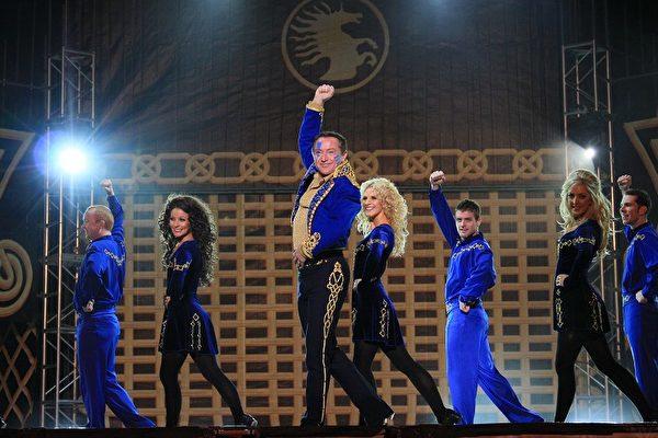 愛爾蘭踢踏焰舞 踏響苗栗 | 踢踏舞 | 大紀元