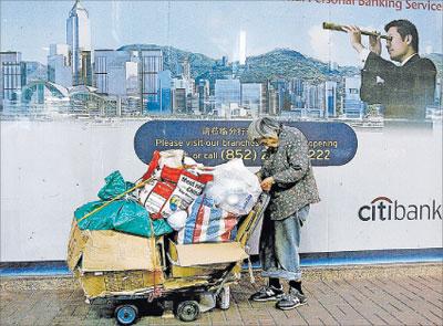 外媒:中國貧富差距已達南美國家水平   大紀元