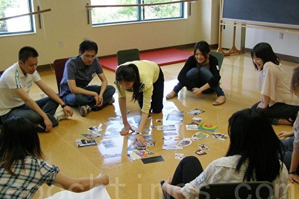 表達藝術治療 華裔學生另類新體驗 | 大紀元