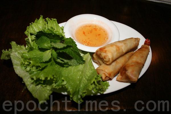 換個口味 品嚐地道越南美食   大紀元