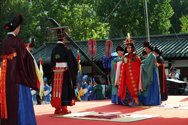 朝鮮時代婚禮 講究相逢是緣相敬如賓 | 傳統文化 | 韓國 | 大紀元