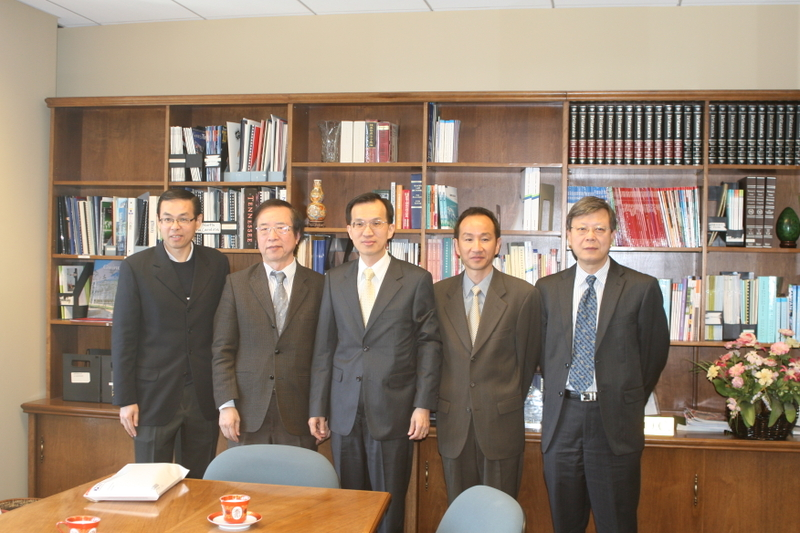 TECO新處長戴輝源會晤中文媒體 | 大紀元