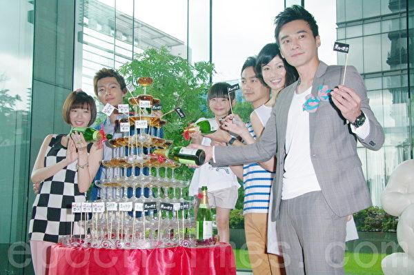 華劇開紅盤 收視破3炎亞綸將獻身   李千娜   林佑威   樂樂   大紀元