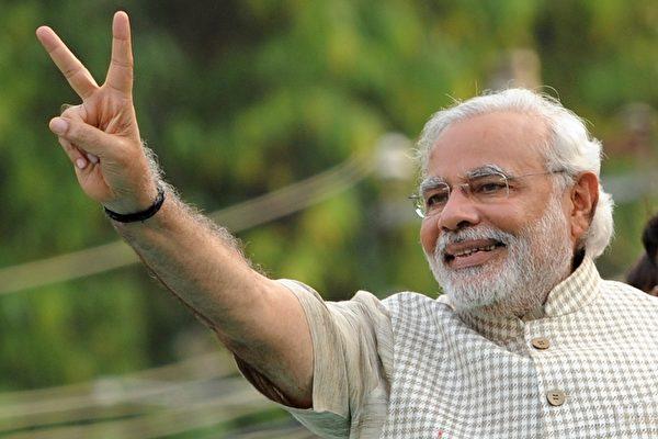 新聞人物:印度新總理莫迪是誰? | 大紀元