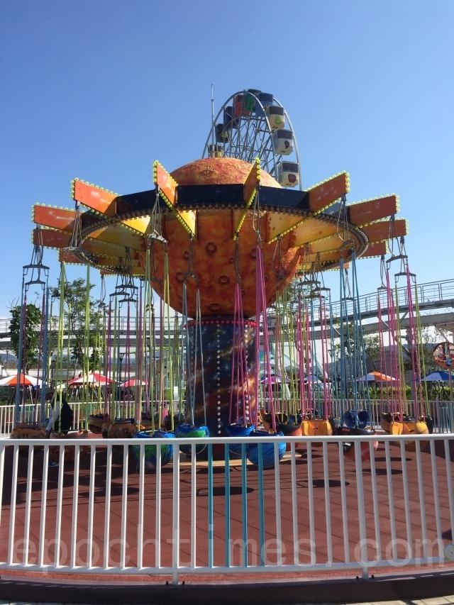 臺北兒童新樂園下月16日開張 悠遊卡付費也通   兒童樂園   臺北市   開幕   大紀元