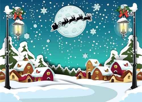 聖誕老人送禮壓力山大 雪橇需3千倍聲速 | 馴鹿 | 大紀元