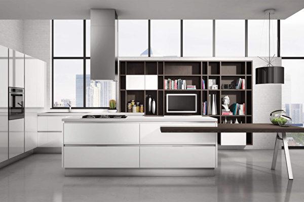 kitchen utensils big sink 意大利厨具aran cucine 大纪元 9500万美元一套公寓的西半球最高大厦指定品牌