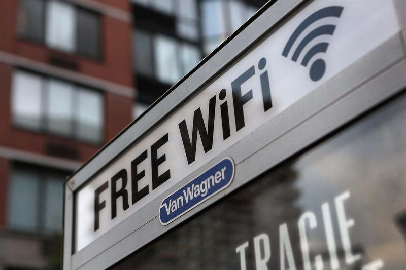 全球最不安全Wi-Fi景點 紐約時代廣場居首 | 駭 | 大紀元