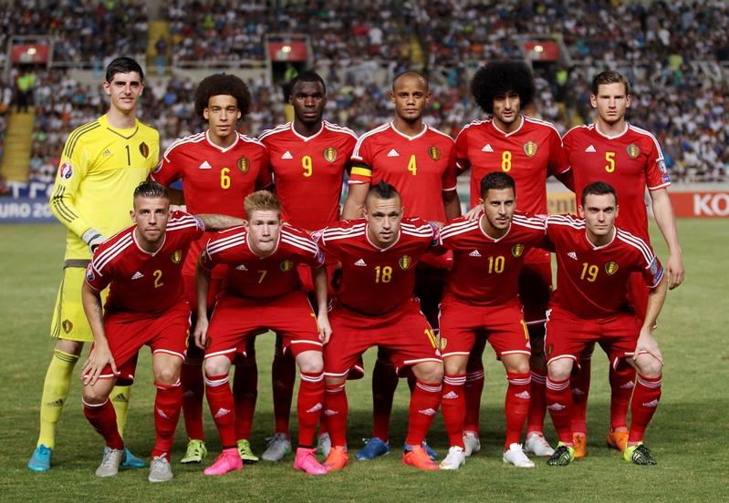 比利時國家足球隊榮升世界第一 | 世界排名 | 大紀元