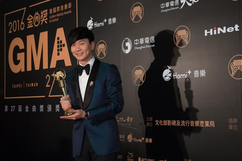 第27屆金曲獎 樂團蘇打綠獲五獎成大贏家 | 2016金曲獎 | 大紀元