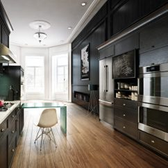 New Kitchen Backsplash Subway Tile 旧金山美食玩家的新厨房 Bosch 顶尚家居 大纪元