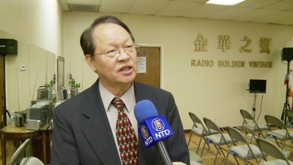 """華裔教授用""""大數據""""早預言川普贏   大選預言   川普當選   大紀元"""