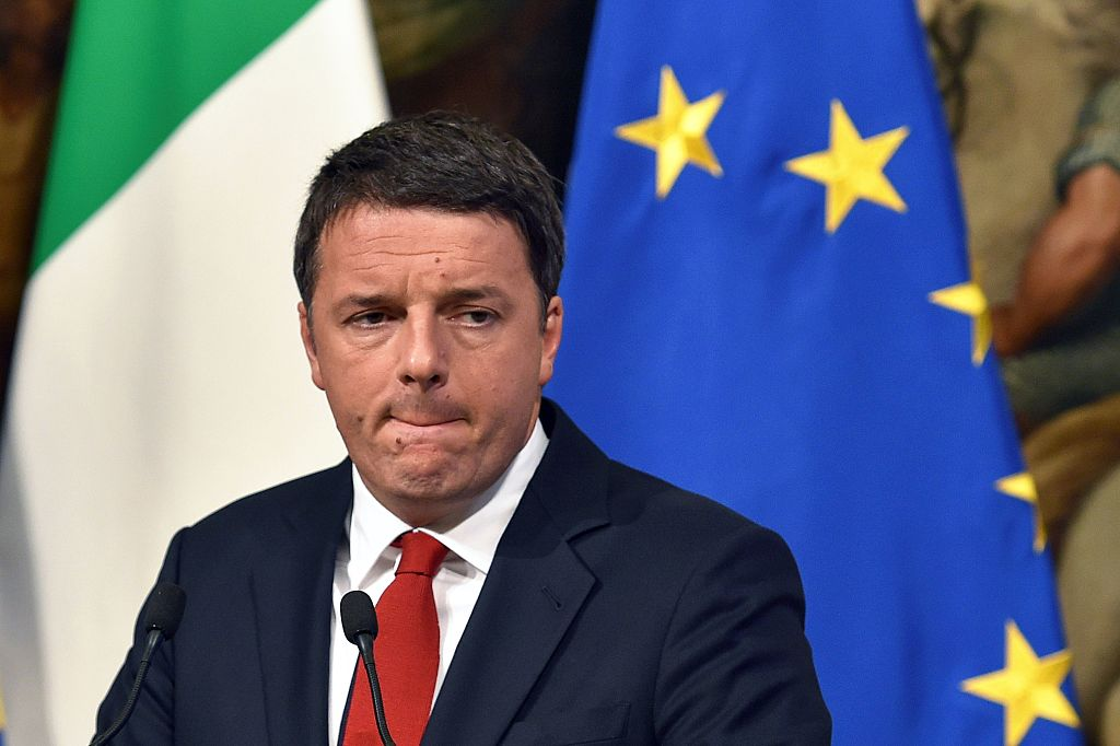 義大利4日舉行憲改公投 或引發金融動盪 | 義大利公投 | 義大利憲改 | 脫歐 | 大紀元