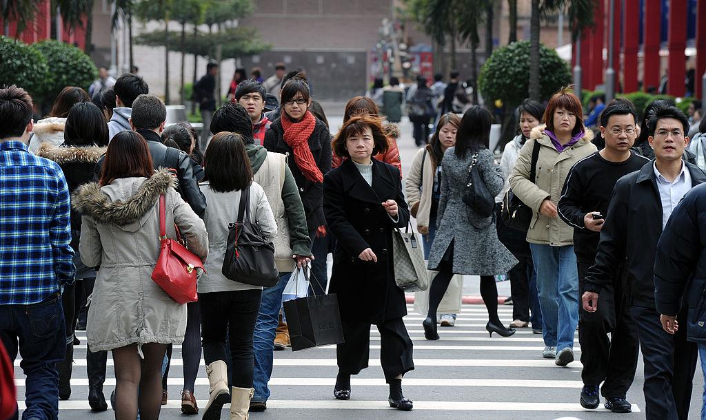 香港去年逾千人移民臺灣 創16年來新高   臺灣民主   港人移居臺灣   佔中行動   大紀元