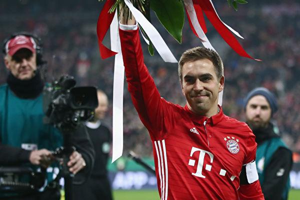 德國足球名將拉姆意外宣布提前退役 | 大紀元