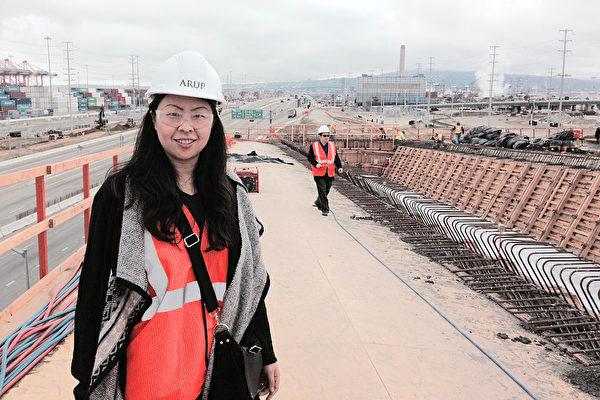 舊金山女工程師與「天梯」的偶遇 | 舊金山法輪功 | 修煉之路 | 大紀元