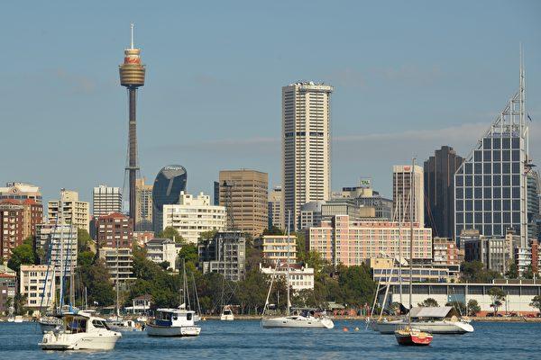 中國房地產泡沫推高了澳洲房地產價格?   房價   大紀元