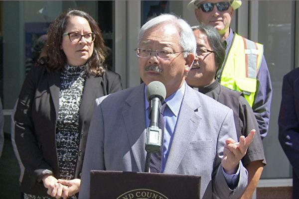 【快訊】舊金山華裔市長李孟賢去世   舊金山市長   大紀元