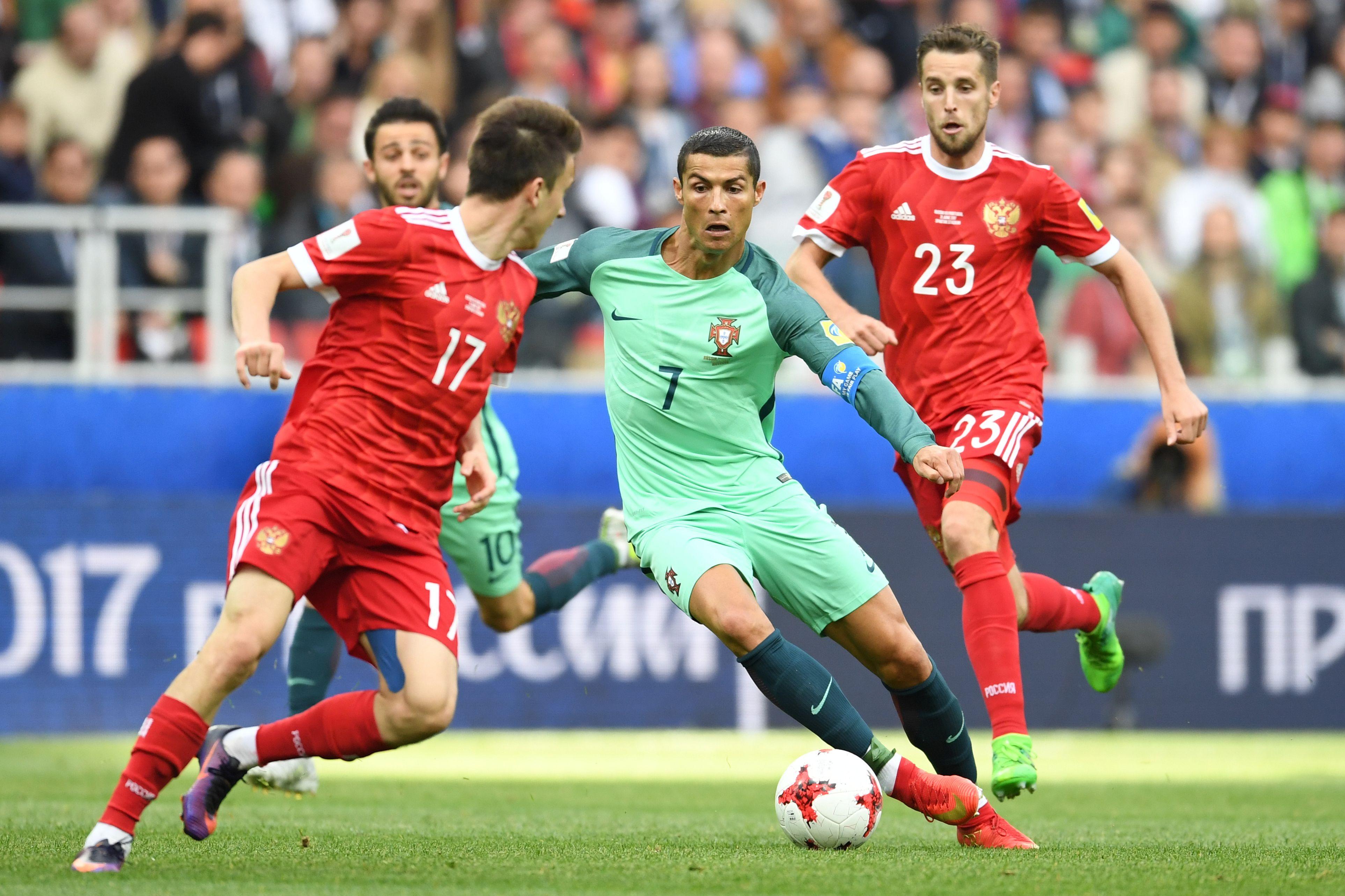 聯合會盃:葡萄牙擊敗東道主 新西蘭出局 | 俄羅斯 | 墨西哥 | 大紀元