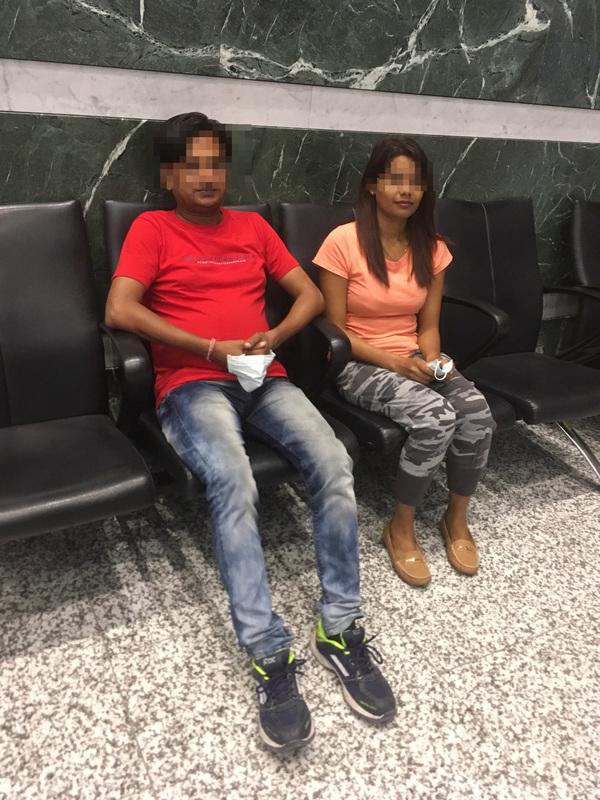 持假護照入境臺灣被識破 印度夫妻偷渡夢碎   新婚夫妻   移民   大紀元